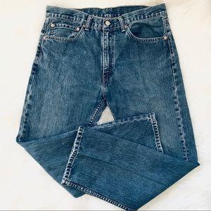 VINTAGE LEVI'S 505 High Waist Jeans